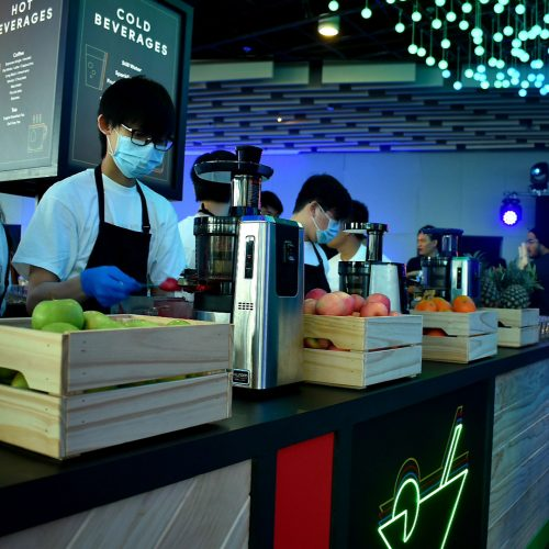 Antidote Juice's Event: Anthology at Garden by the Bay