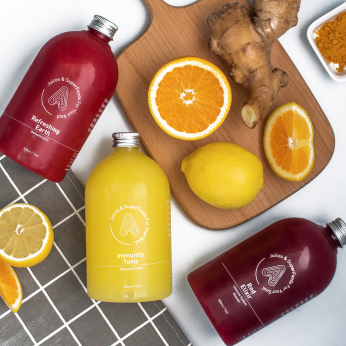 Immunity Cold Pressed Juice Pack