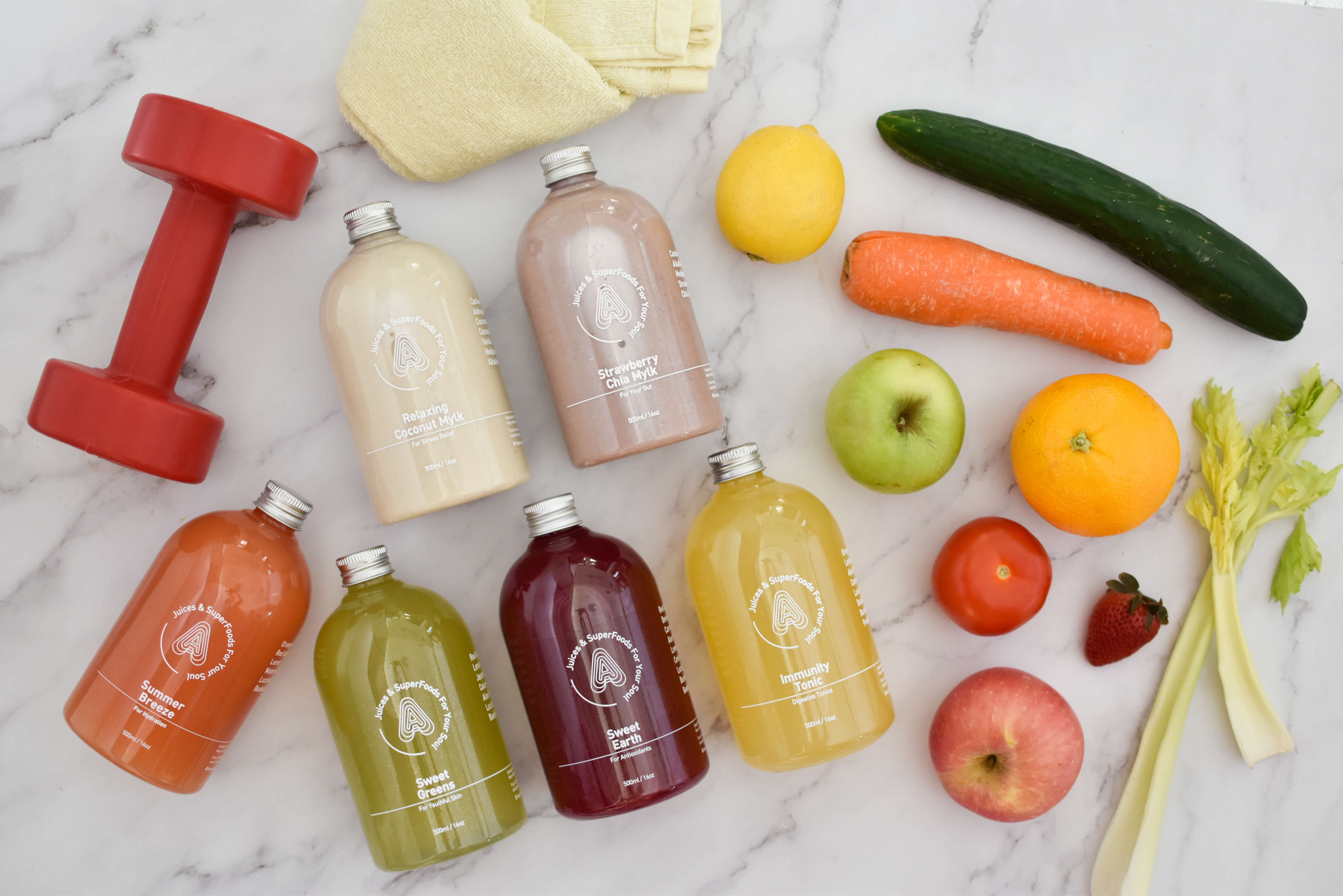 body balance cleanse pack