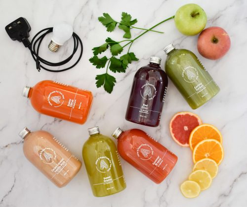 energy booster cleanse