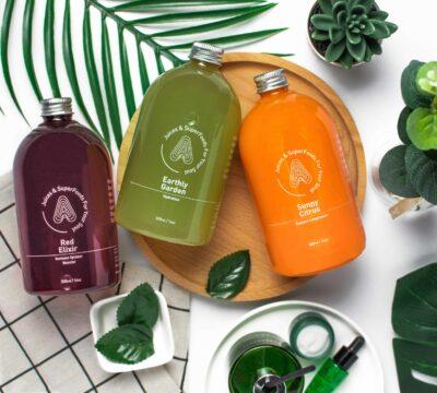 Beauty Juice Pack