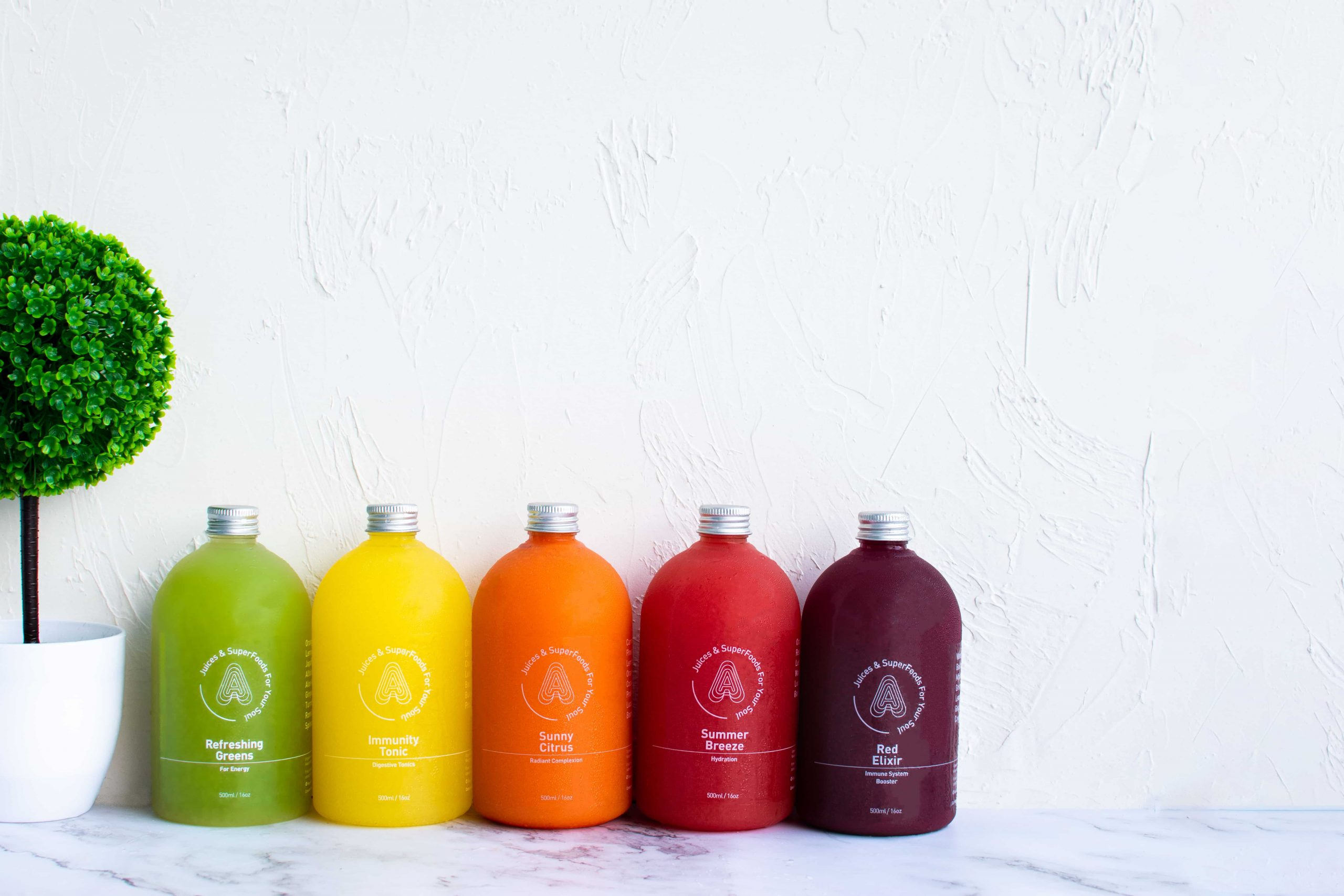 antidote juice packs