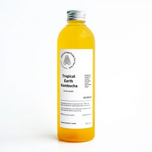 Tropical earth kombucha
