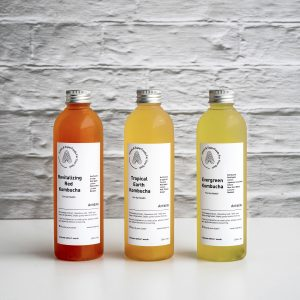 kombucha subscription triple flavour pack