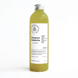 Evergreen kombucha
