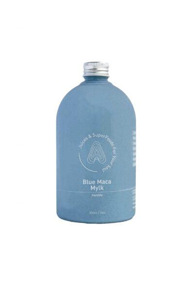 Blue Maca Mylk