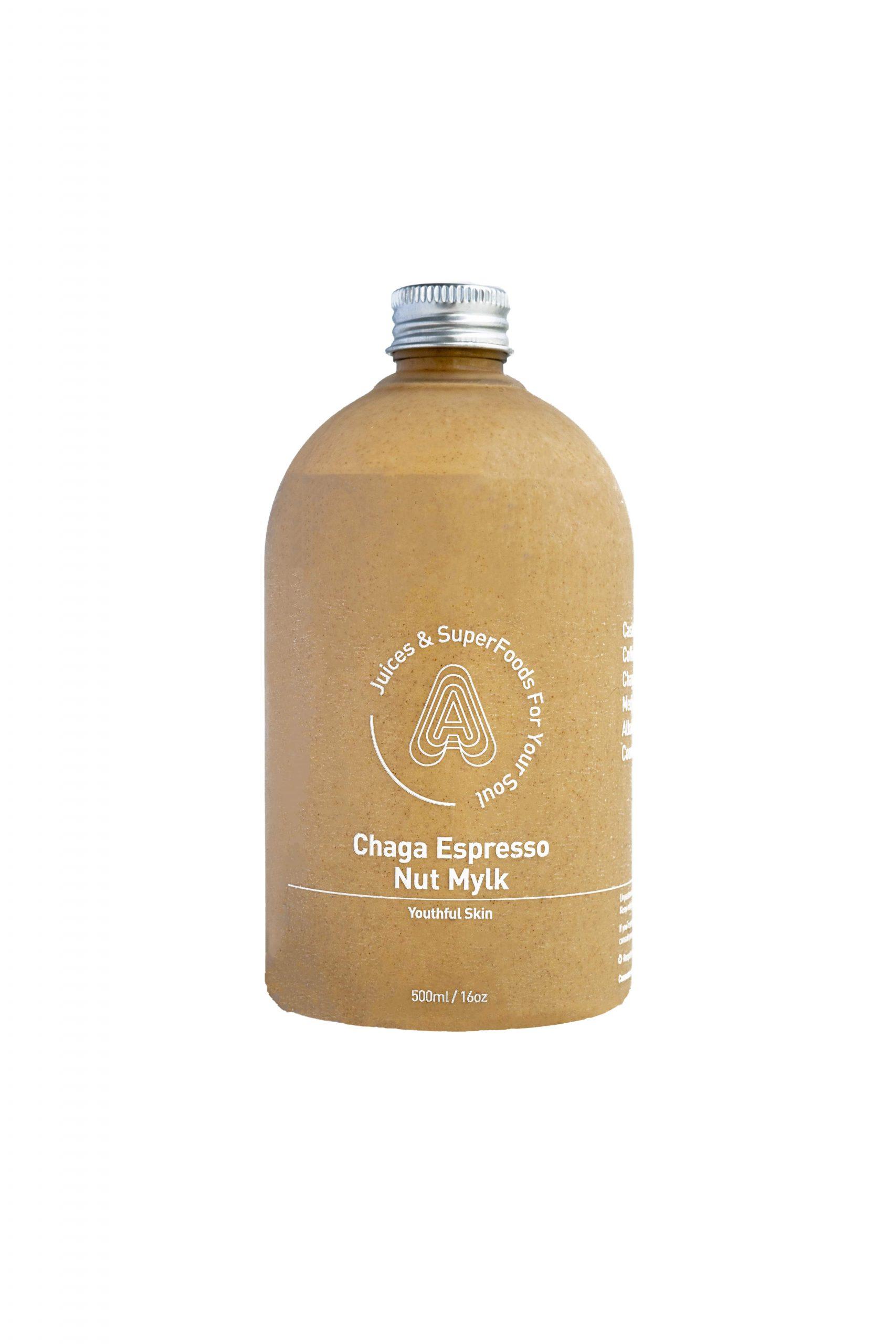 Chaga Espresso Nut Mylk